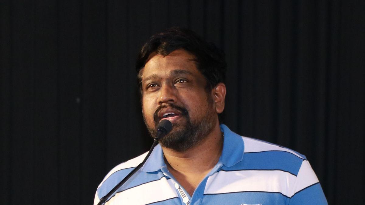 Director Rajesh