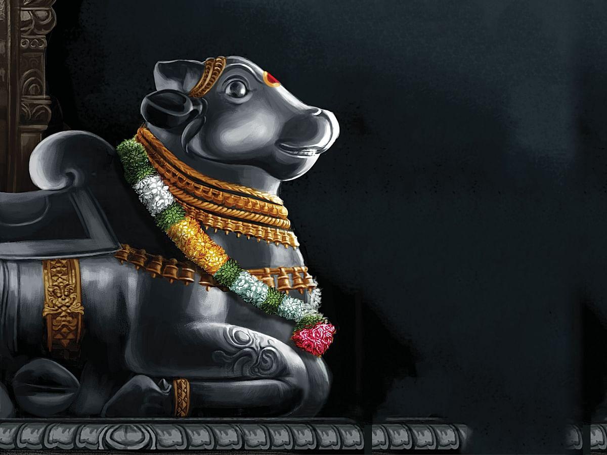 நந்திதேவர்