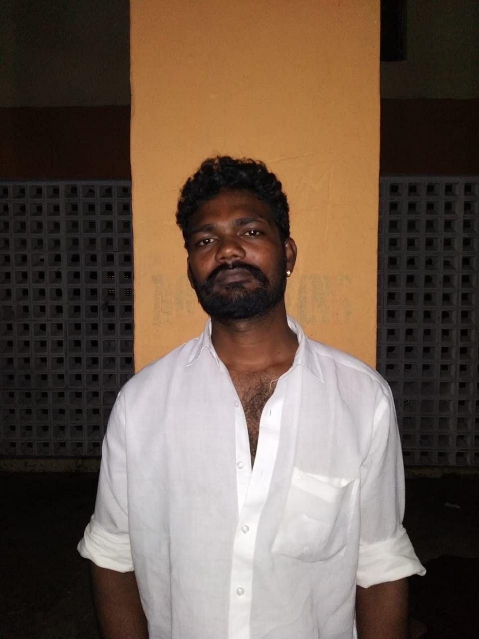 பா.ஜ.க பிரமுகர்