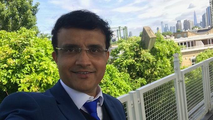 சௌரவ் கங்குலி