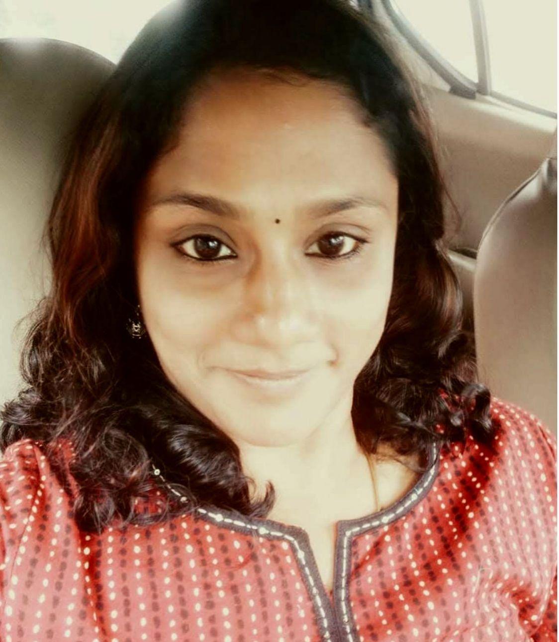 ஊட்டச்சத்து ஆலோசகர் சங்கீதா