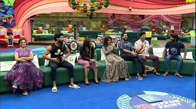 Bigg boss tamil contestants
