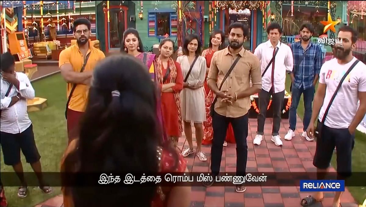 Latest bigg boss episode