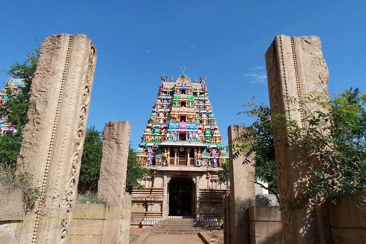 திருவேடகம் ராயகோபுரம்