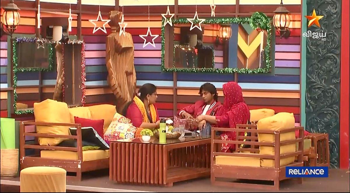 Bigg boss season 4 Aajeedh