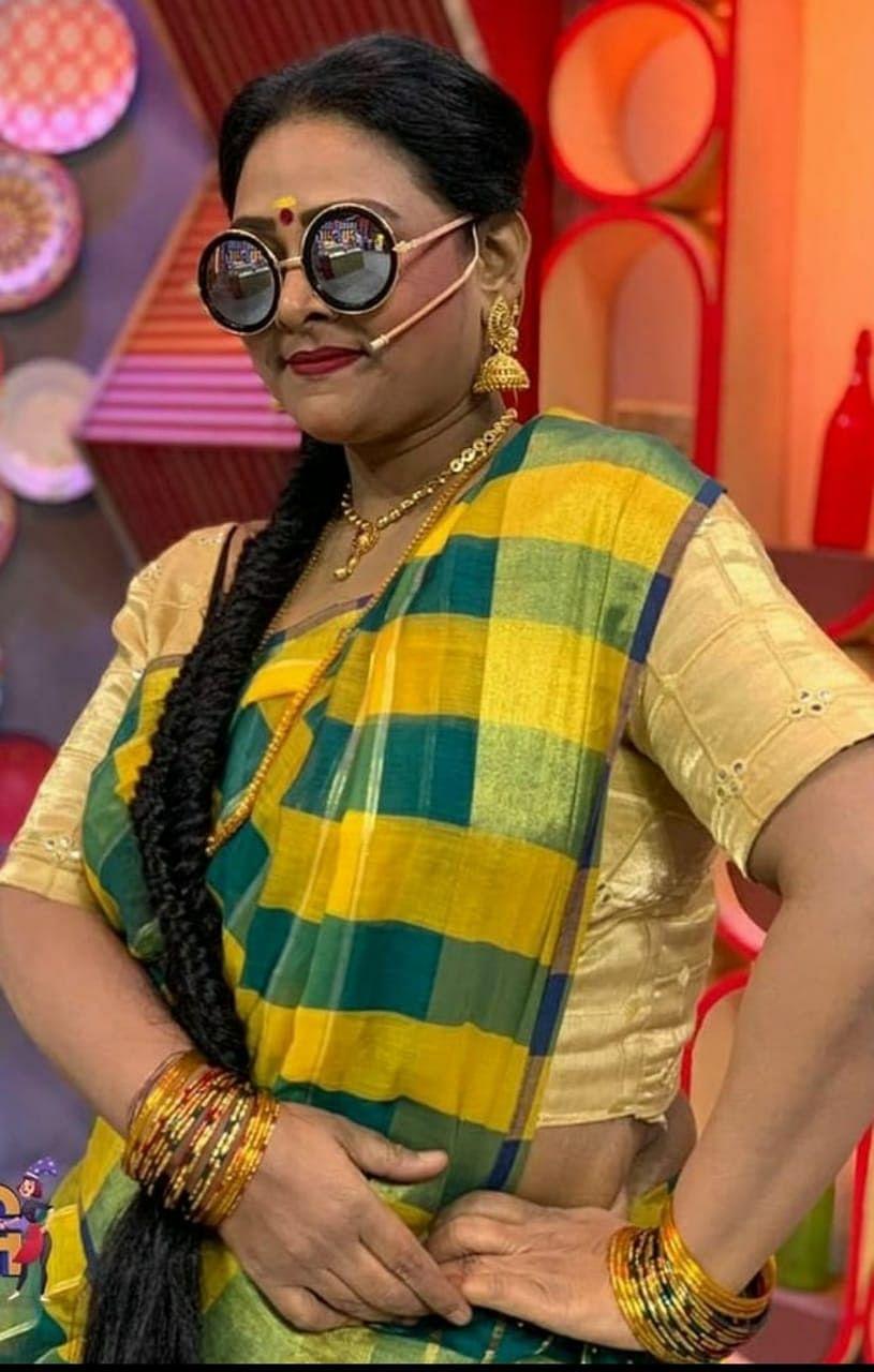 குக்கு வித் கோமாளி ஷகிலா