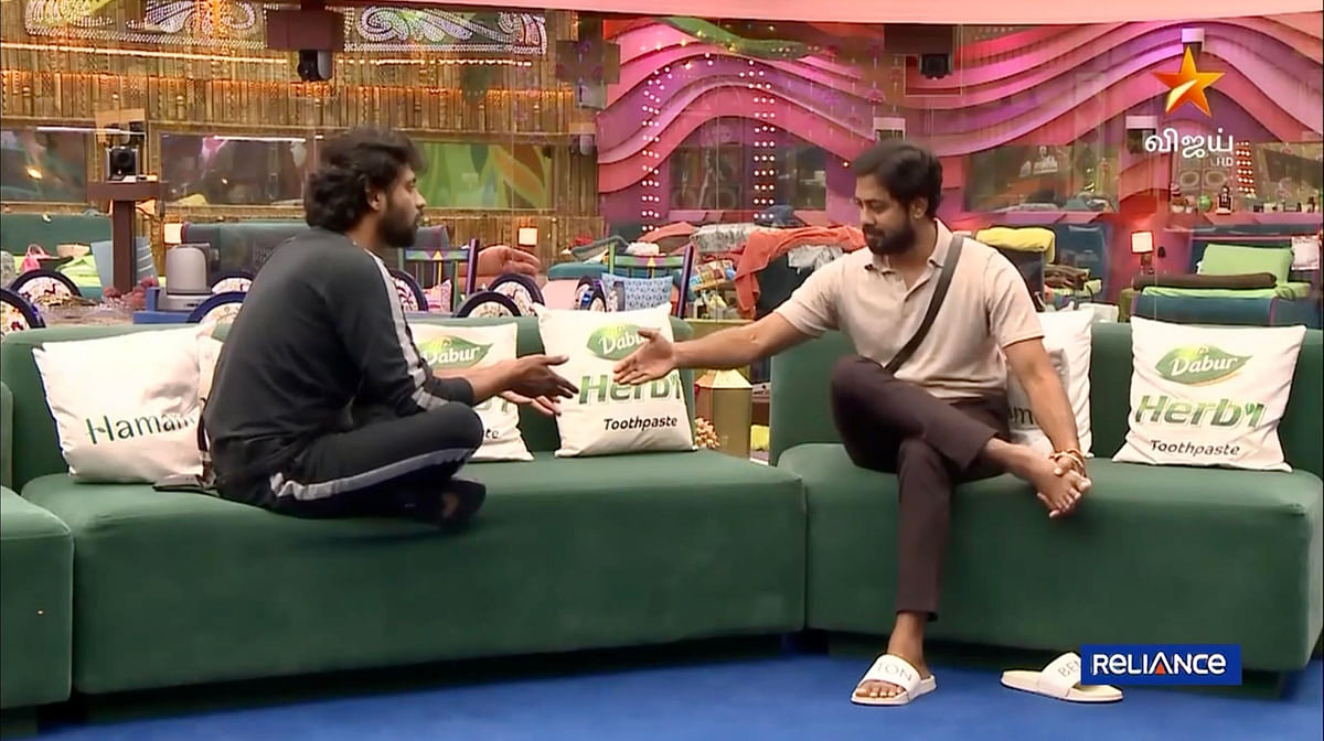 Bigg boss todays promo