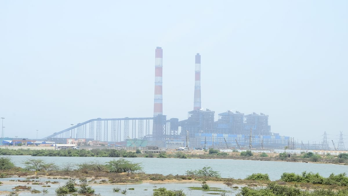 Power Station (Representational Image)