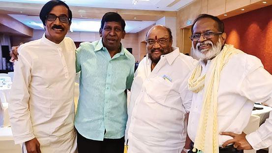 கங்கை அமரன், சந்தான பாரதி, மனோபாலா, வடிவேலு