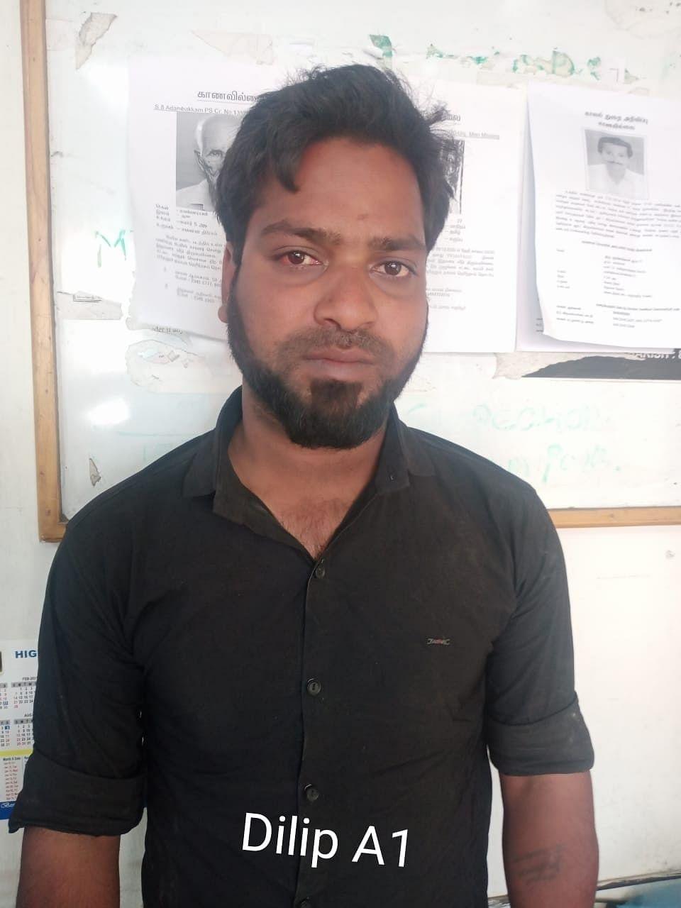 கைதான திலீப்