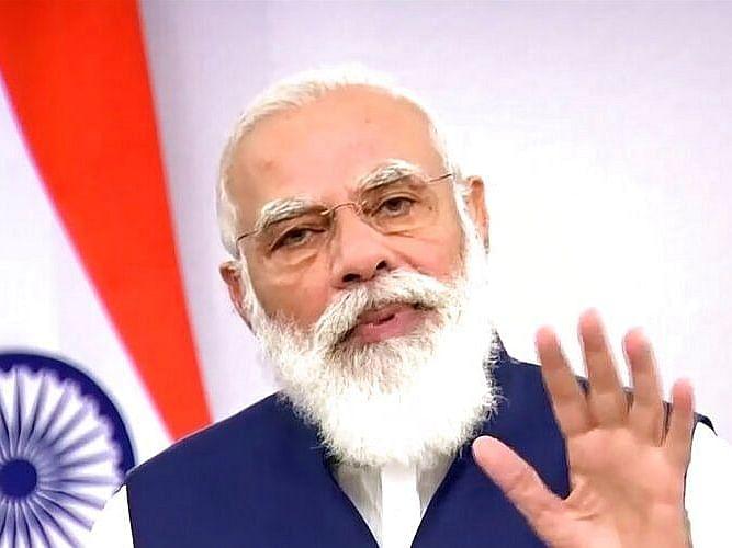`தனியார் நிறுவனங்களை அரசு ஊக்குவிக்க வேண்டும்!' - நிதி ஆயோக் கூட்டத்தில் மோடி