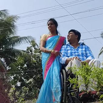 சங்கீதா - லீலா பிரசாத் காதல் கதை