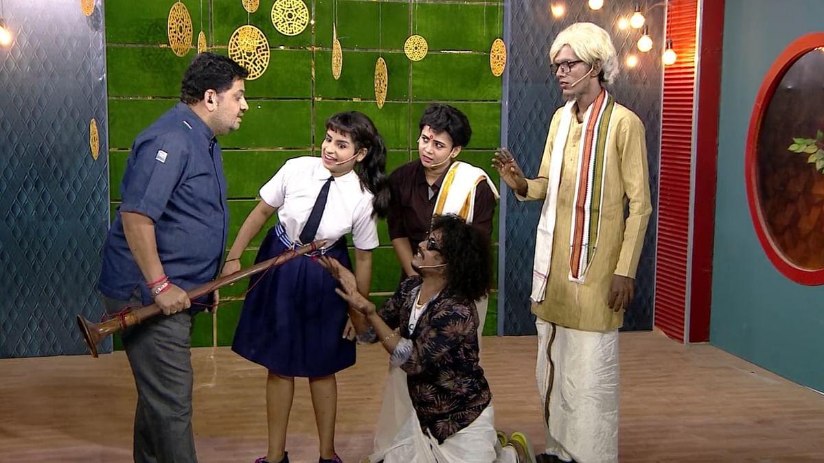 ஷிவாங்கி - குக்கு வித் கோமாளி