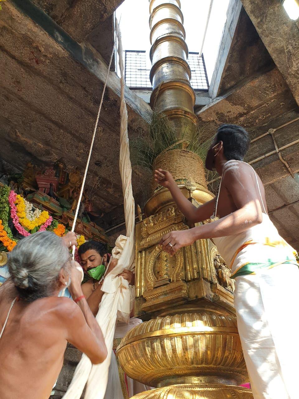 திருத்தணி மலைக்கோயில்