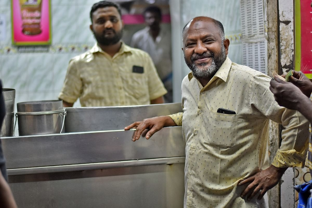 மதுரை பேமஸ் ஜிகர்தண்டா உரிமையாளர் ஜிந்தா மதார்