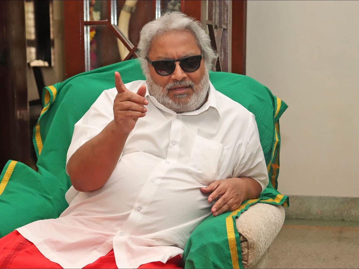 நான் பா.ஜ.க-வில் இணைந்ததை 200% அப்பா ஆசீர்வதிக்கிறார்!