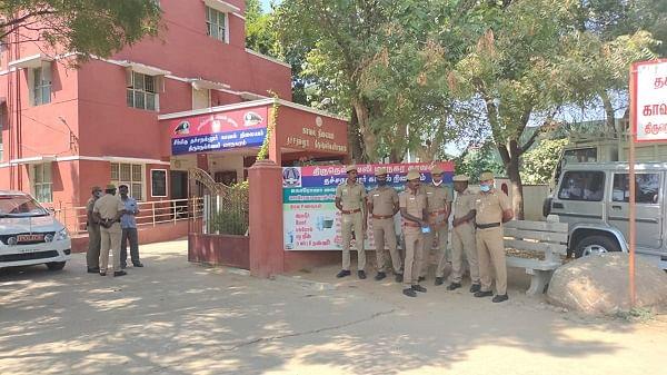 தச்சநல்லூர் காவல் நிலையம்