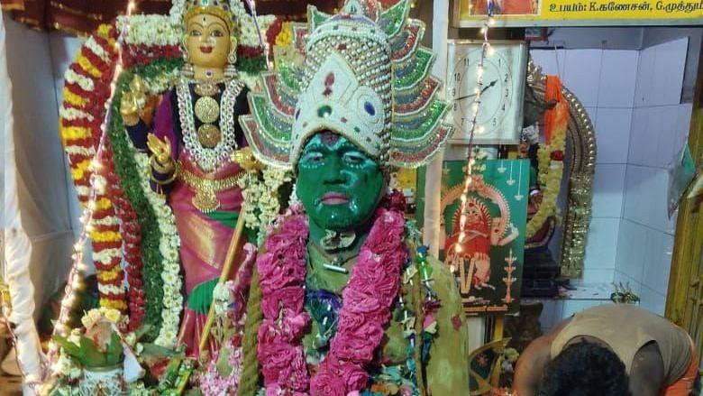 சாமியார் ராஜேந்திரன்