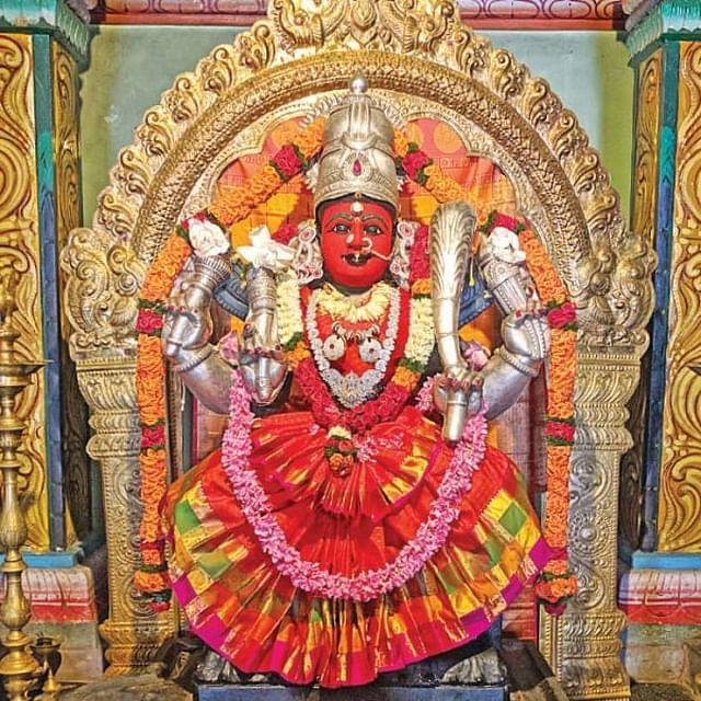 லலிதா பரமேஸ்வரி