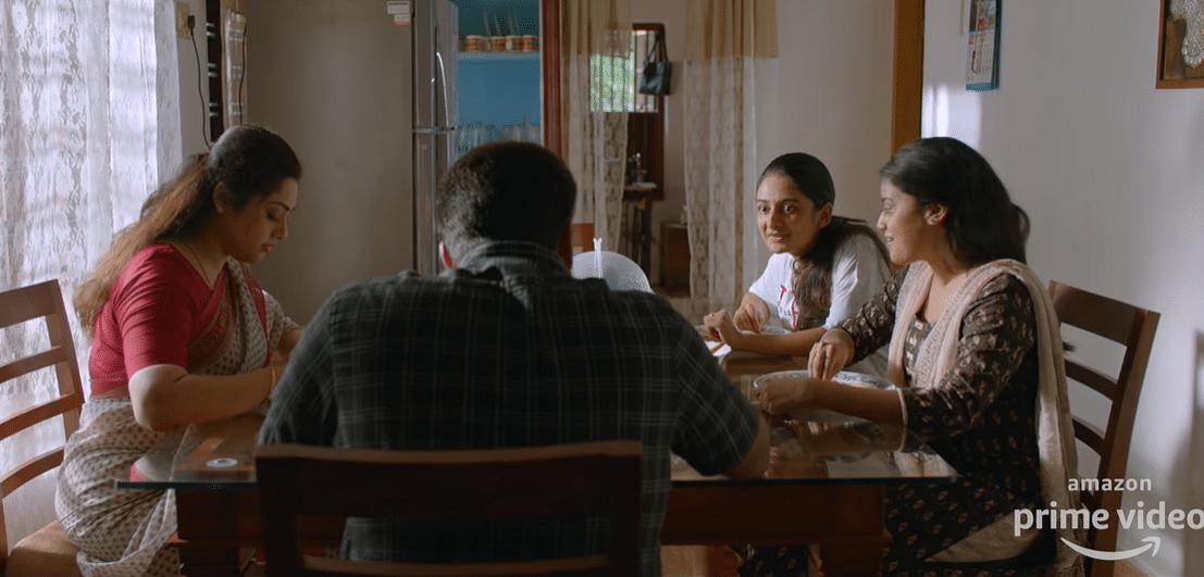 'த்ரிஷ்யம் 2' படத்தில்...