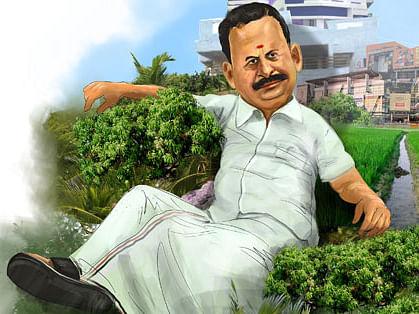 மந்திரி தந்திரி: ஓ.எஸ்.மணியன்