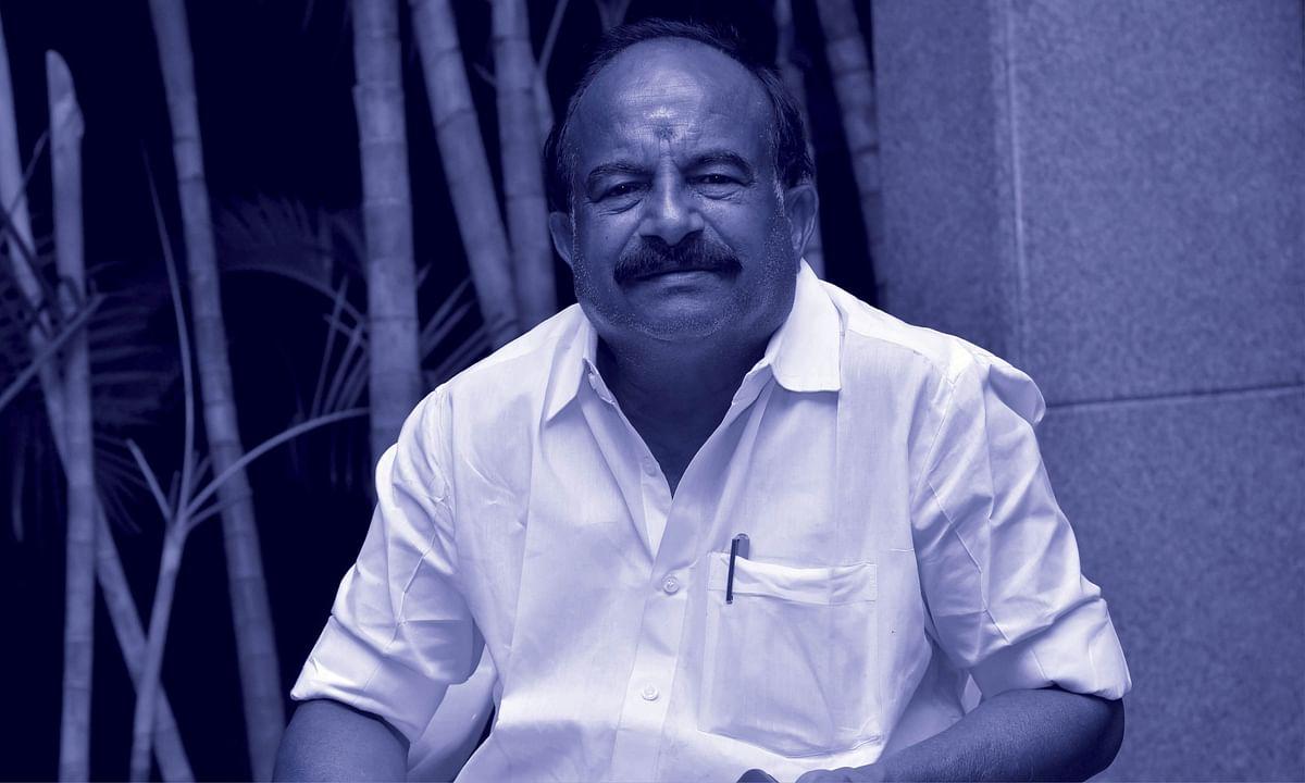 அமைச்சர் கே.சி.கருப்பணன்