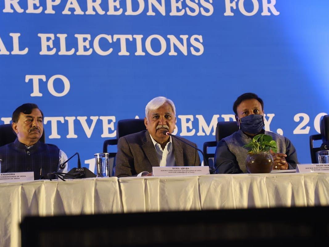 கட்சிகளின் கோரிக்கை முதல் இடைத்தேர்தல் வரை... தலைமை தேர்தல் ஆணையரின் செய்தியாளர் சந்திப்பு ஹைலைட்ஸ்