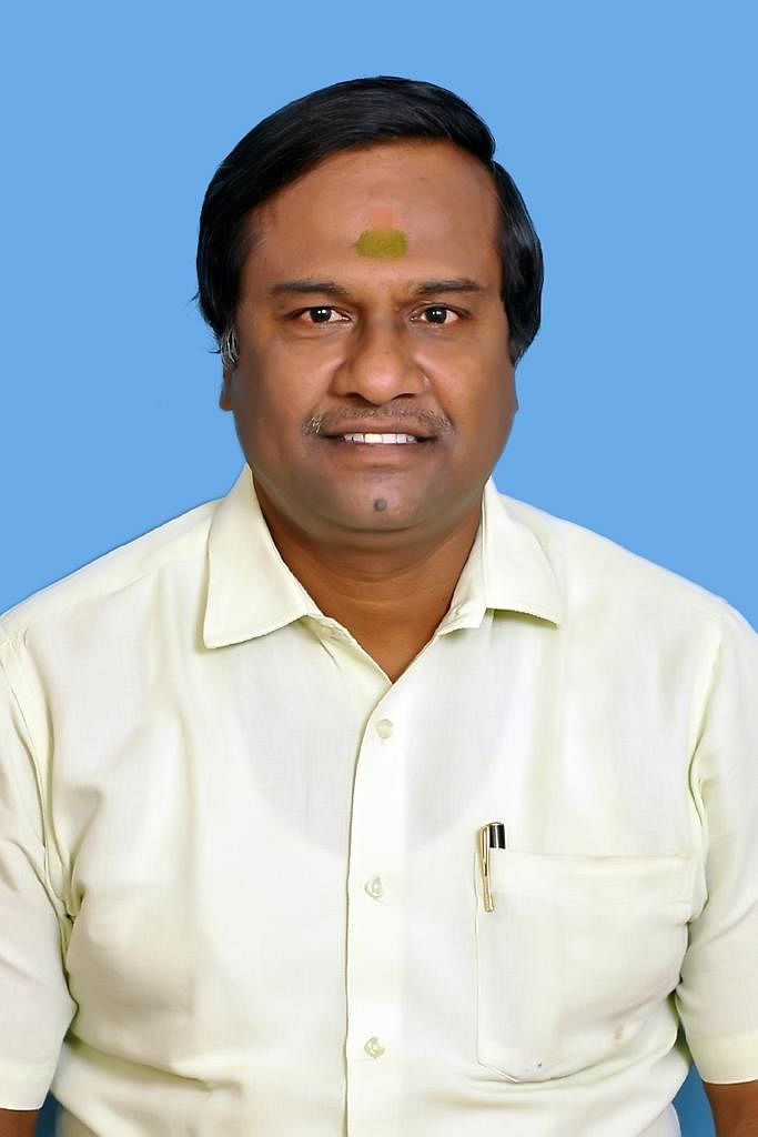 பேராசிரியர் டாக்டர் ஆ.குமரவேல்
