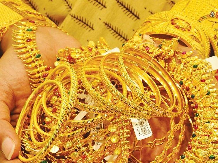 ஒரு கிராம் தங்கம் 4,376 ரூபாய், இறக்கத்தில் தங்கம் விலை...மேற்கொண்டு இறங்குமா ஏறுமா? #Gold