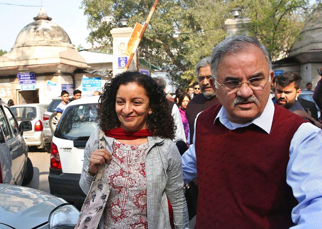 Journalist Priya Ramani