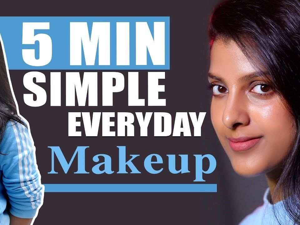 Simple Glow Makeup For College & Casual Outings | Step by Step Tutorial in Tamil | Say Swag