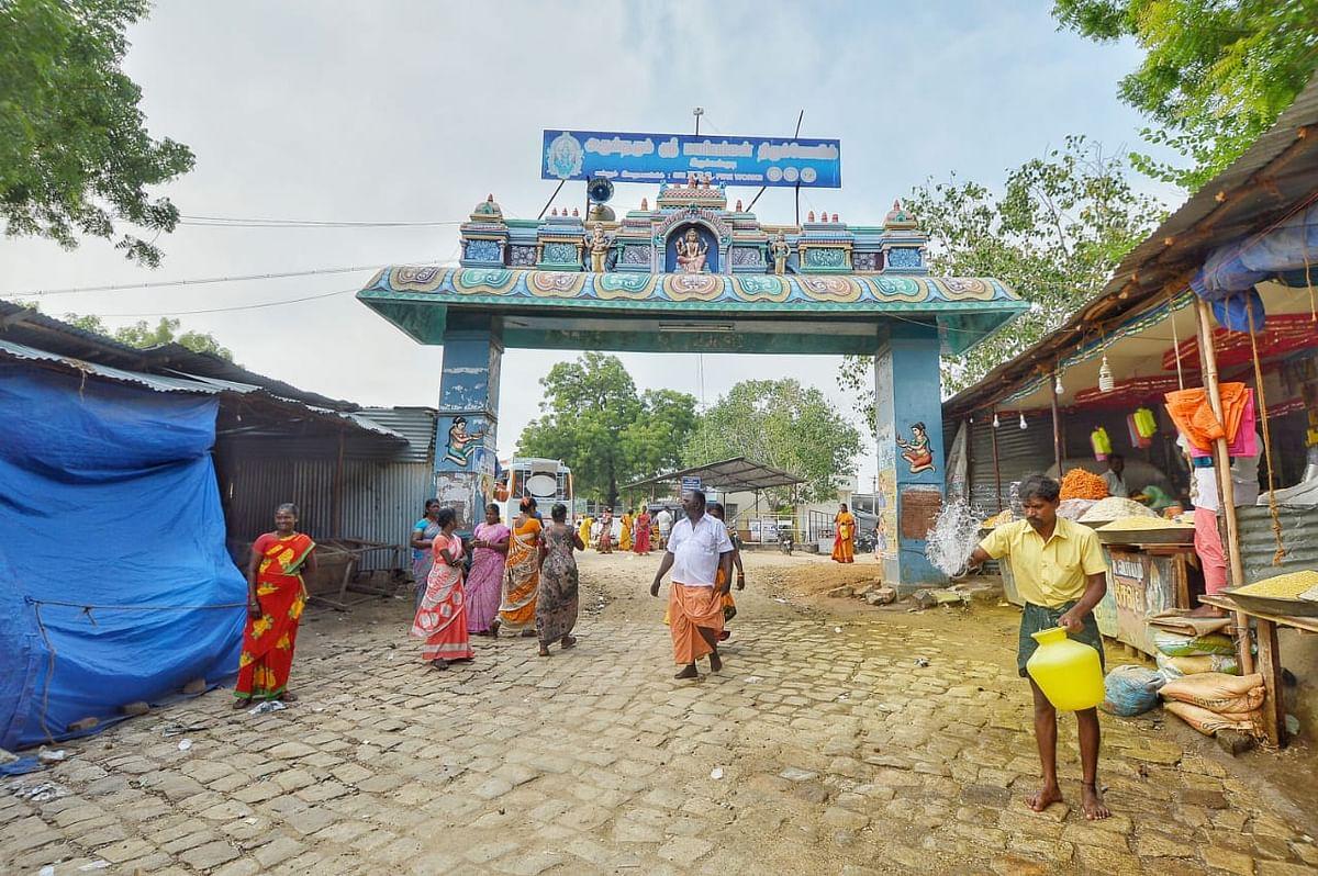 இருக்கன்குடி மாரியம்மன் கோயில்