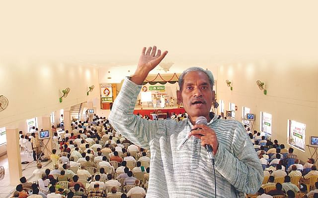 `ஜீரோ பட்ஜெட் விவசாயம் மத்திய பட்ஜெட் வரை செல்ல காரணமே பசுமை விகடன்தான்!' - #15YearsOfPasumaiVikatan