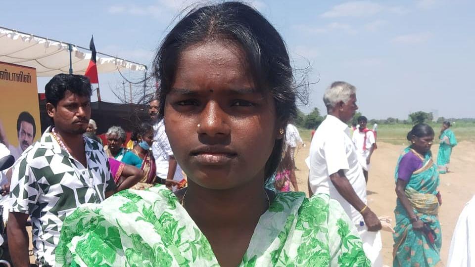 மாணவி ஐஸ்வர்யா