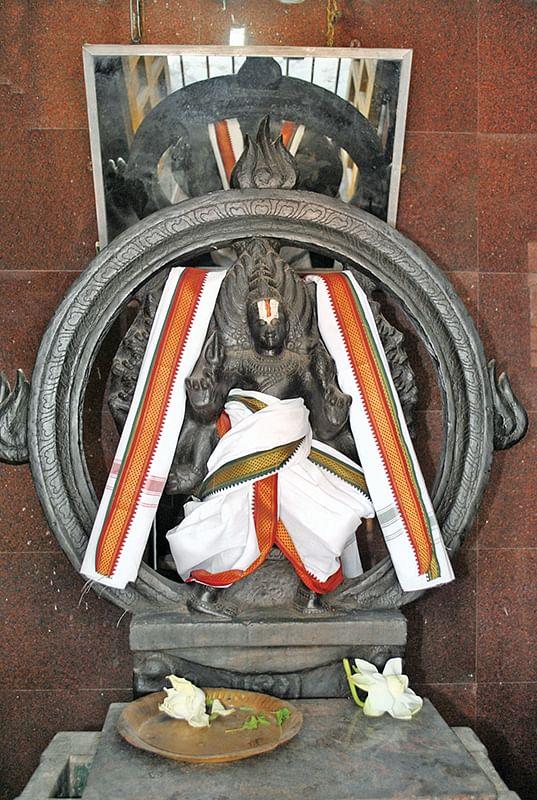 சுதர்சன சக்கரம்