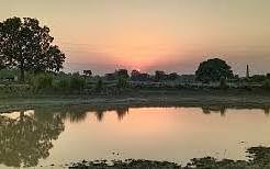 Indian village - Representational Image