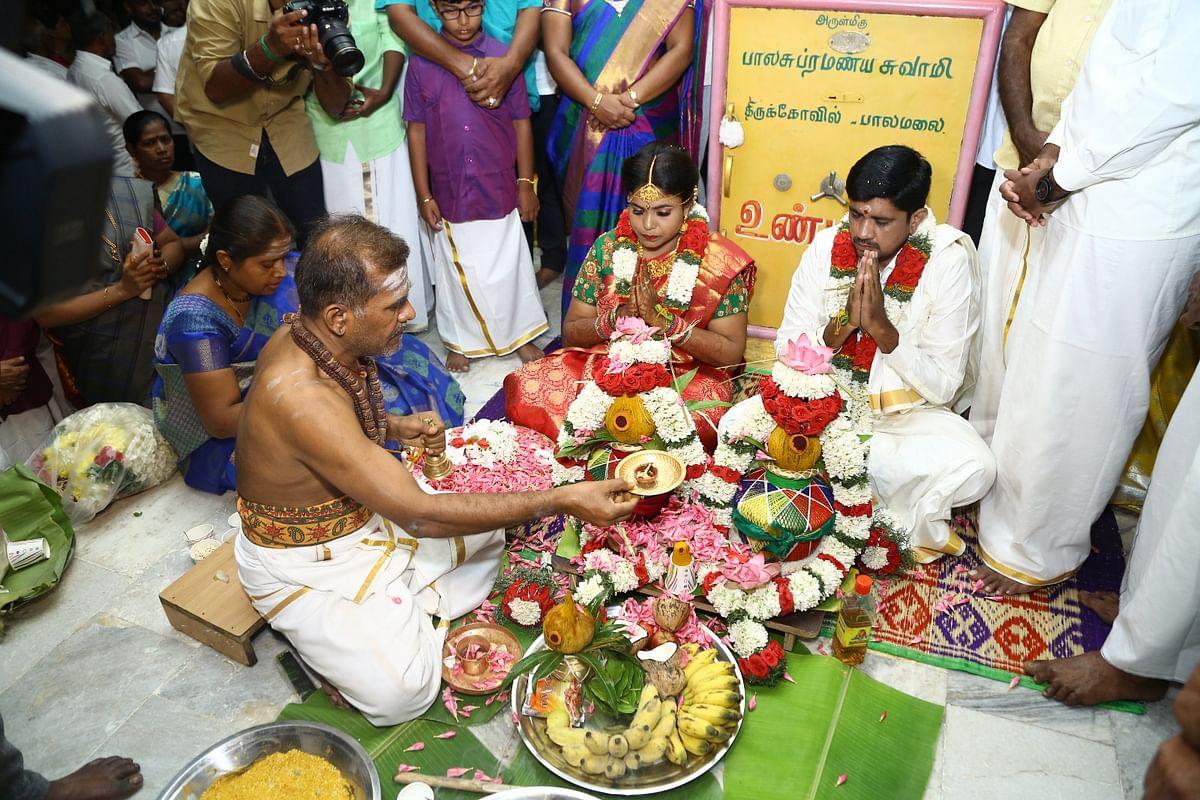 கண்ணன், பவானி திருமணம்