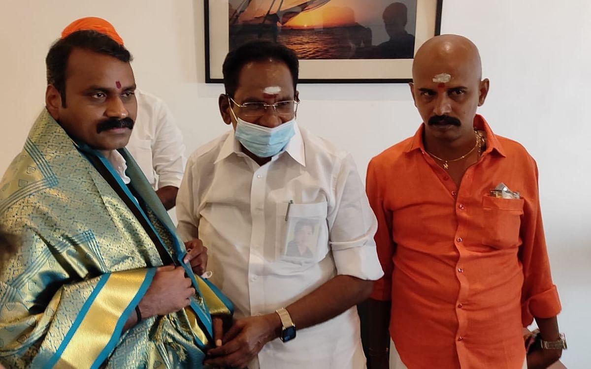 `மோடி ஜி பாராட்டிச் சென்றது எங்களுக்கு எனர்ஜியாக இருக்கிறது!' - செல்லூர் ராஜூ