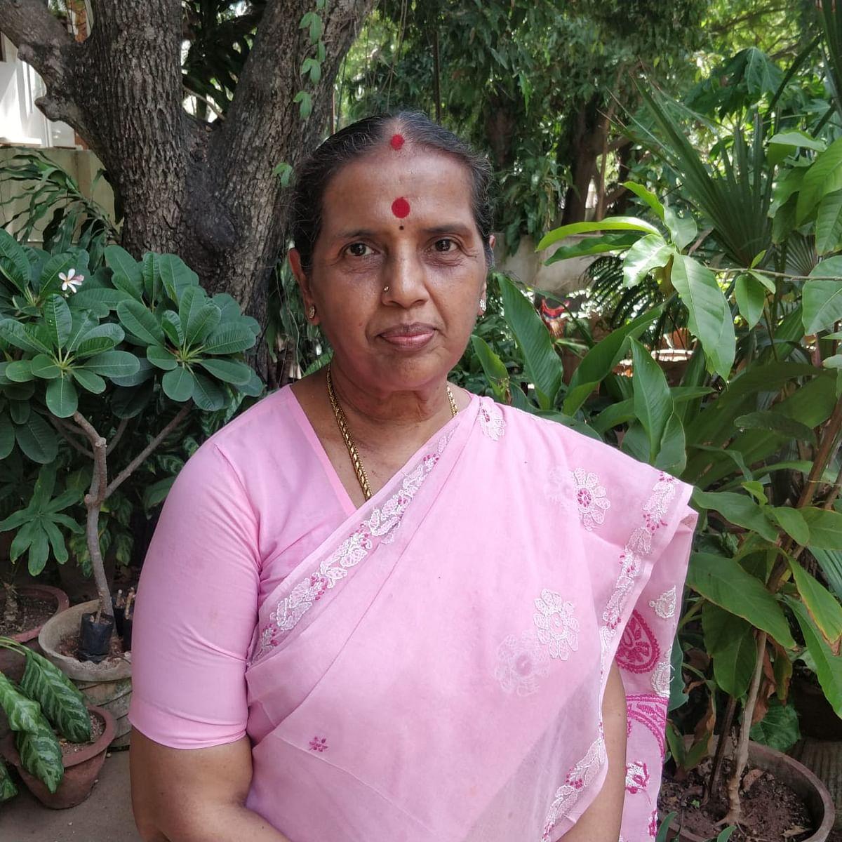 சமையல் கலை நிபுணர் ரேவதி சண்முகம்
