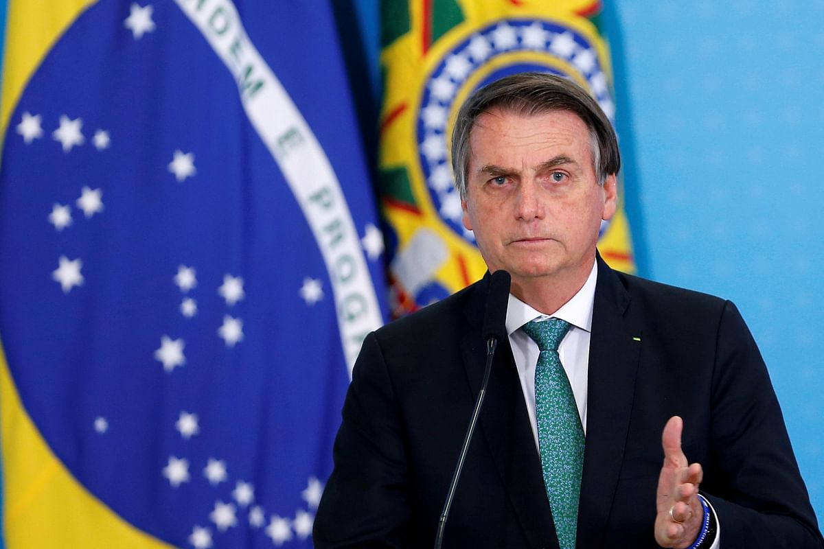Jair Bolsonaro, Brazil President