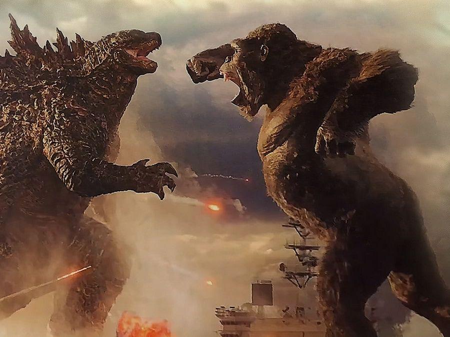 Godzilla vs Kong... ஜெயிச்சது என்னமோ சினிமாதான் சாரே! மிஸ் பண்ணிடாதீங்க... வருத்தப்படுவீங்க!