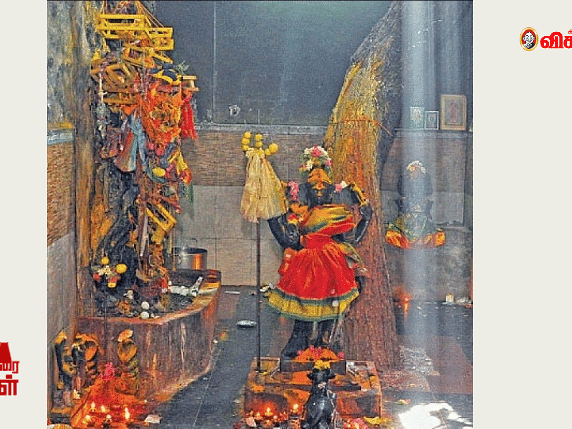 வெயிலுகந்த அம்மன்