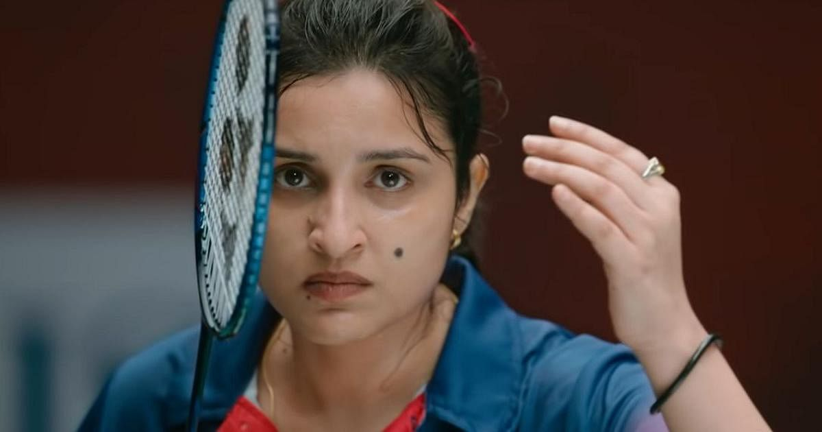 Parineeti Chopra as Saina Nehwal