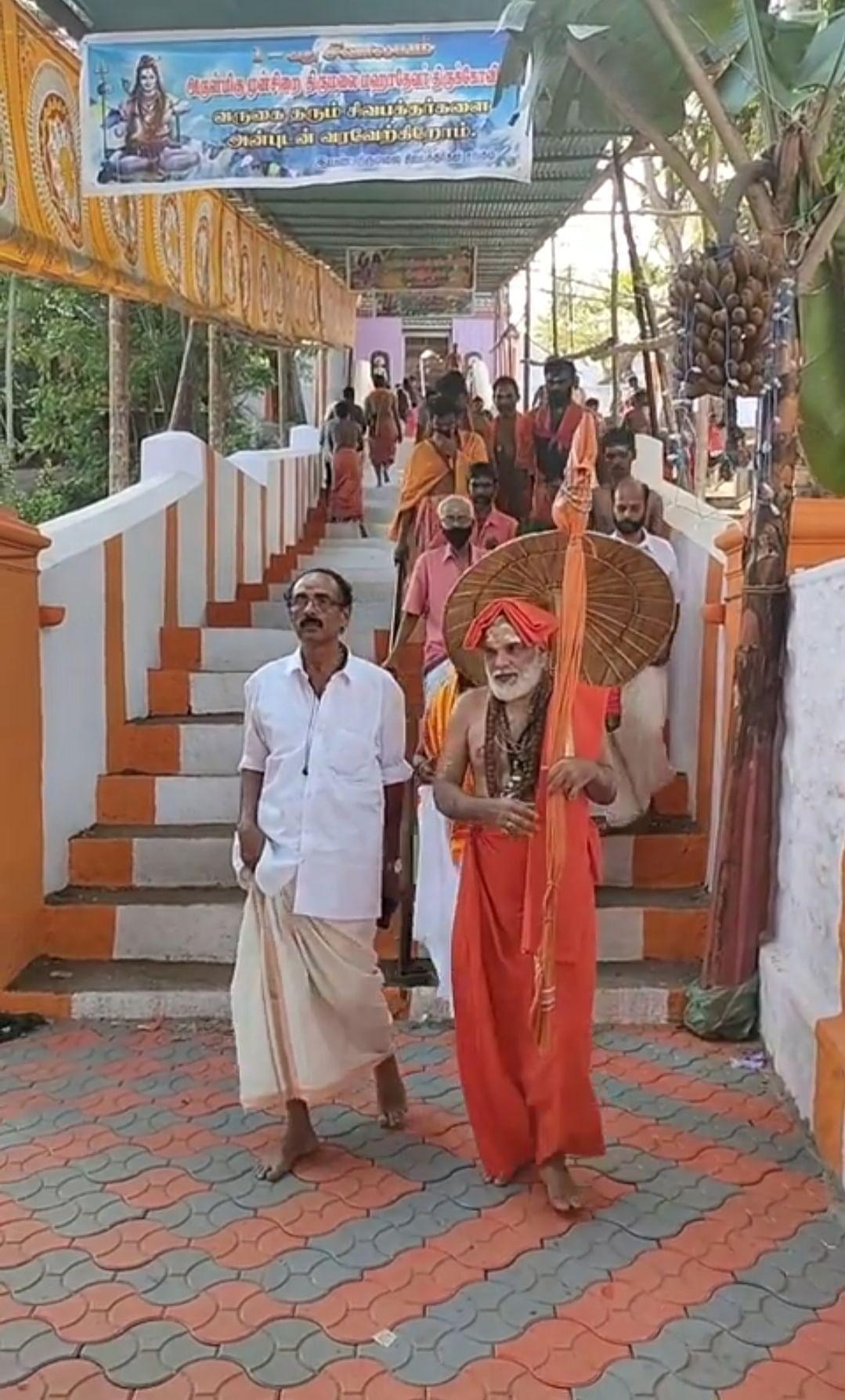 முஞ்சிறை திருமலை மஹாதேவர் ஆலயம்