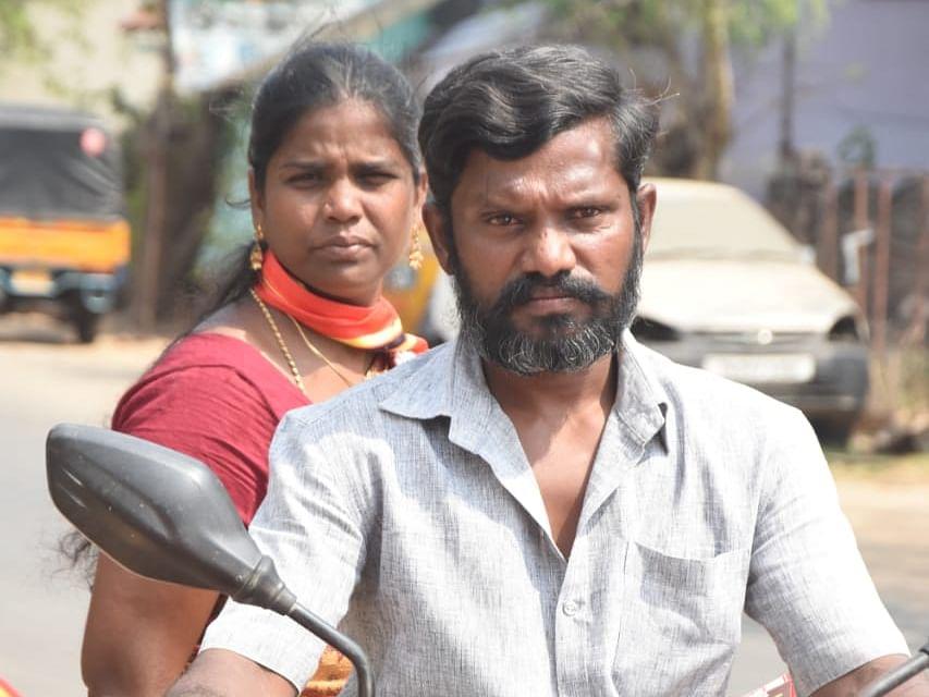 `மதிய சாப்பாட்டு பட்ஜெட் வெறும் 30 ரூபாய்தான்; ஆனாலும்..!' - தேர்தல் களத்தில் தன்னம்பிக்கை பெண்