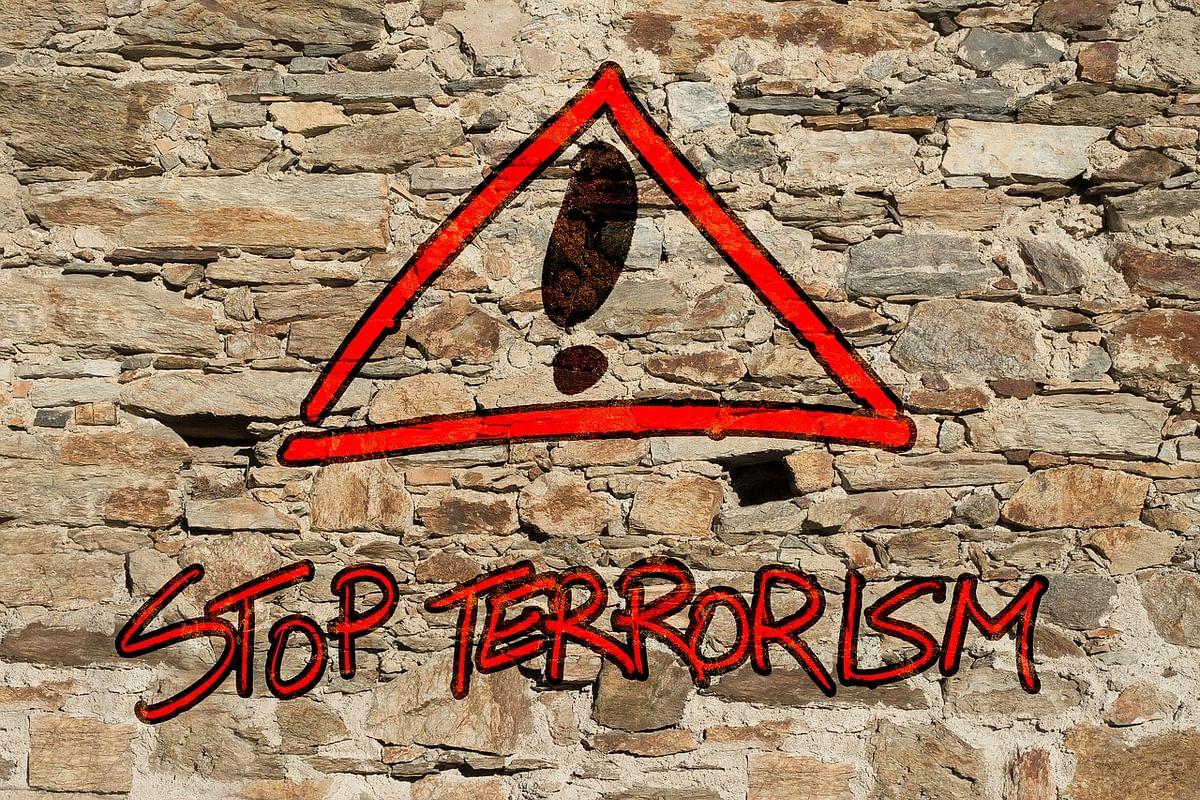 Stop Terrorism (Representational Image)