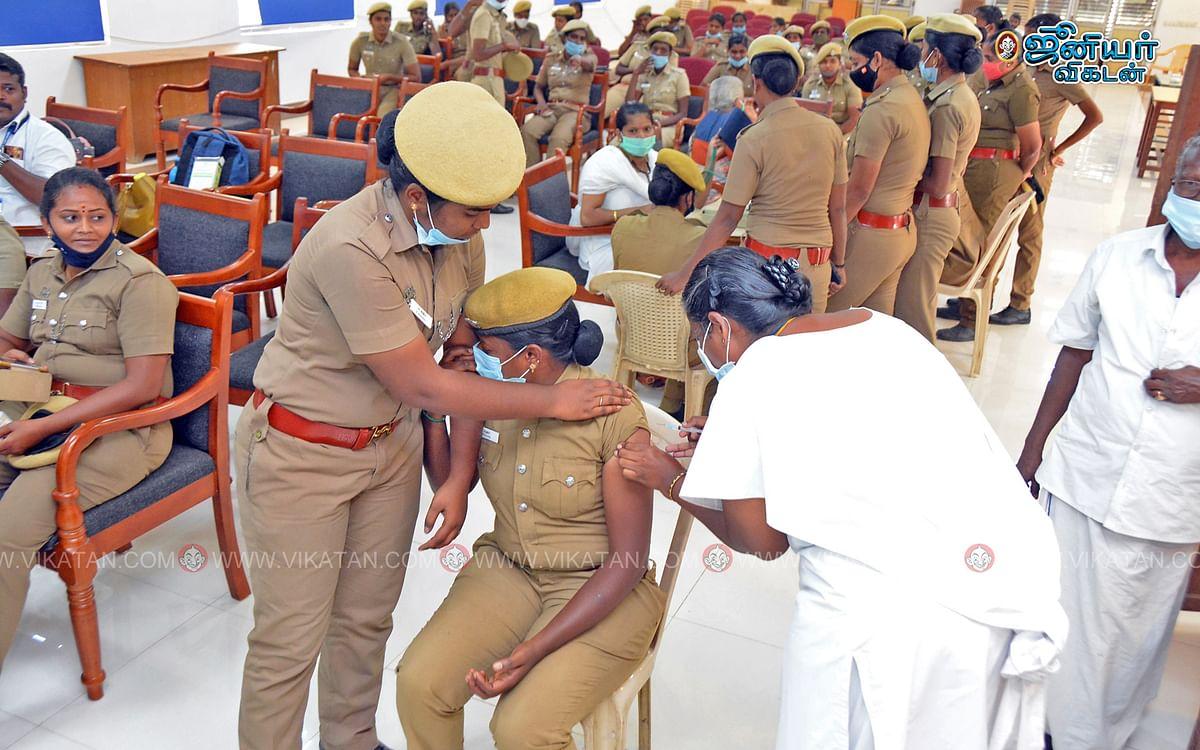 கொரோனா தடுப்பூசி போட்டுக் கொள்வது பற்றி உங்கள் கருத்து?! #VikatanPoll