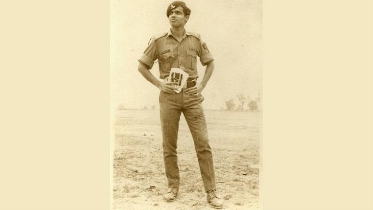 Captain G. R. Gopinath