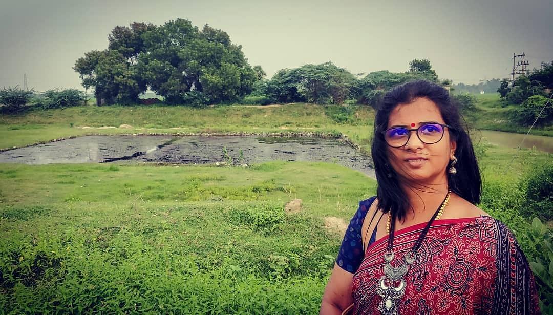 பத்ம பிரியா பாஸ்கரன்