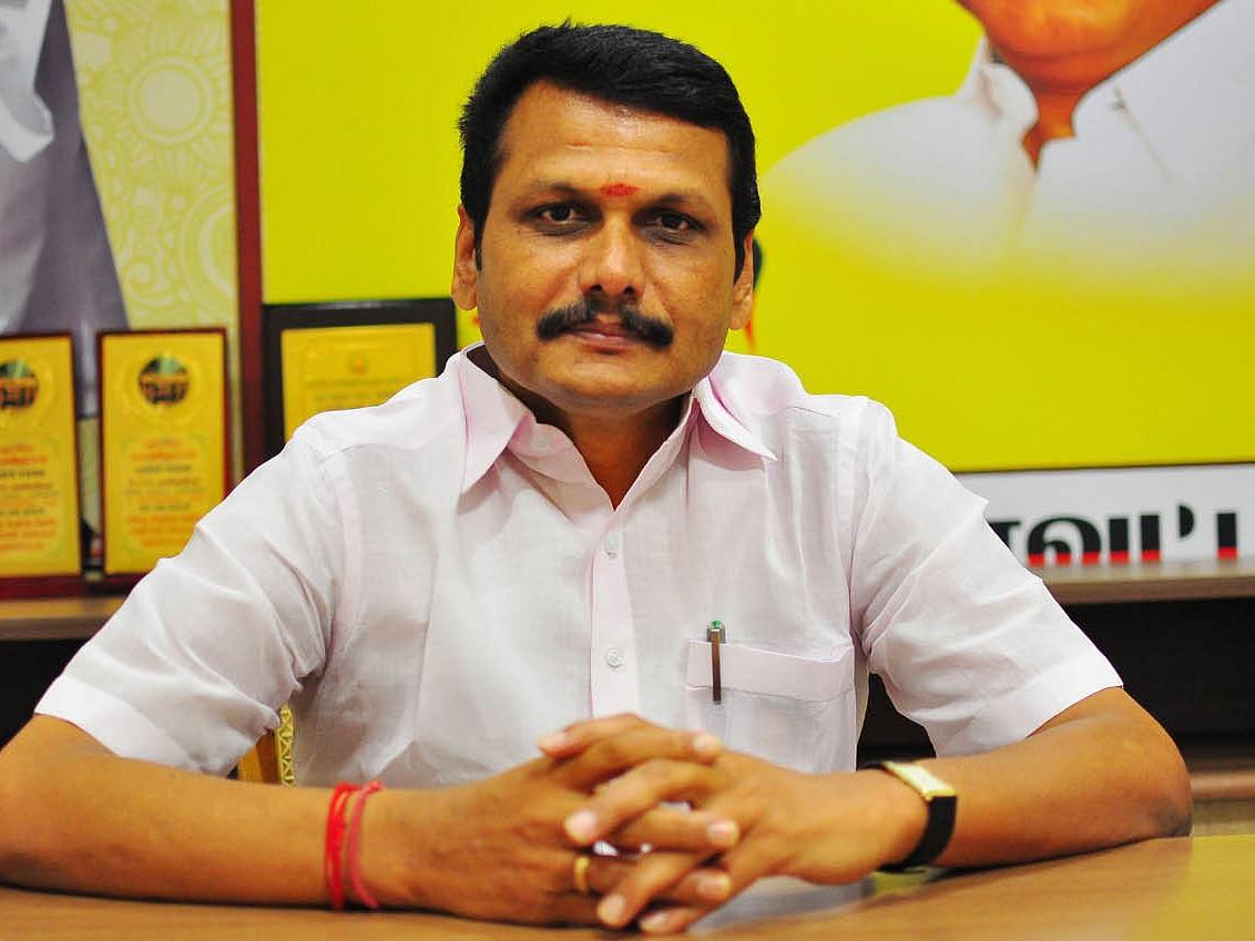 விஐபி தொகுதி: கரூர்... சேஃப்டி செந்தில் பாலாஜி!